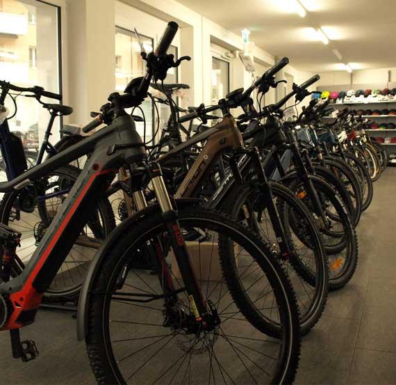 Bei uns finden Sie alles rund ums Fahrrad und Mofa.